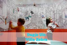 Dagje uit met kinderen naar kindermuseum Villa Zebra in Rotterdam - Mamaliefde.nl