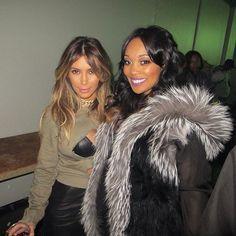 Kim Kardashian - Celebrity Social Media Pics