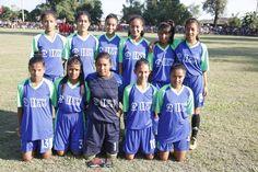 En Nepal, el fútbol está situando a las niñas al mismo nivel que los niños.