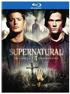 Supernatural: The Complete Fourth Season (BR / 4 DISC / FF-16X9 / JAP-FR SUB) Jared Padalecki, Jensen Ackles, Genevieve Cortese, Misha Collins, Nicki Aycox, Chris Gauthier, Ted Raimi, Anna Williams