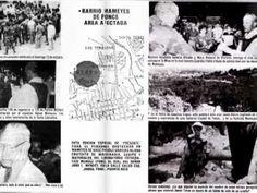 La tragedia de Mameyes en Ponce, Puerto Rico