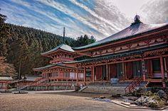A day trip to Enryakuji, Mt Hiei