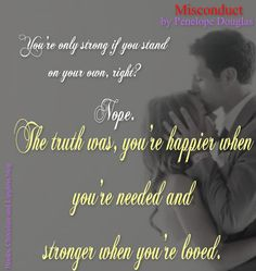 Books,Chocolate and Lipgloss: ❤❤ MISCONDUCT by Penelope Douglas 5 star review ❤❤