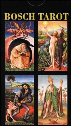 Bosch Tarot by A. Atanassov