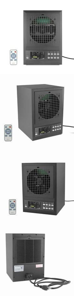 Air Purifiers 43510: Air Purifier Hepa Carbon Ionic Ozone Generator Clearner Uv-C Remote Cleaner New -> BUY IT NOW ONLY: $98.99 on eBay!