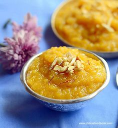 Moong Dal Halwa - How To Make Quick Moong Dal Halwa Recipe