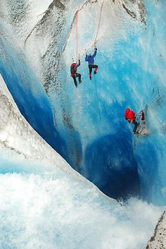 Some more ice climbing, I've climbing is a spectacular way to explore a new side of climbing