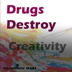 alcohol drugs and creativity Alcohol and drugs 'stifle artistic creativity' welcome to uk420 register now to gain access to all of our features once registered and logged in, you will be able.