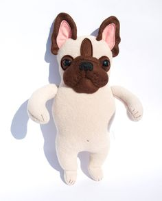 French Bulldog Bubu by entala on Etsy