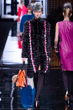 Fall 2013 Ready-to-Wear Fendi