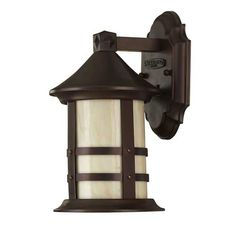 Oak Park Small Dark Sky Outdoor Wall Mount