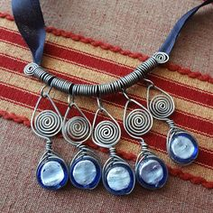 Cozy Sister's Wire Jewelry Tutorial Giveaways - The Beading Gem's Journal
