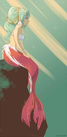 Mermaid by Cookiekhaleesi