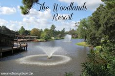 The Woodlands Resort ~ The Woodlands, Texas - R We There Yet Mom? | #BestNeighborsEver #Houston #Austin