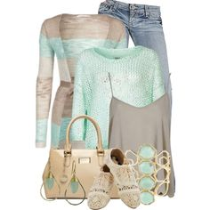 Creamery of the Crop Flat, created by colierollers on Polyvore