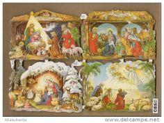 Documentos antiguos > Cromos & Imágenes > Cromos Troquelados > Desde 1966 > Motivos de Navidad - Delcampe.net