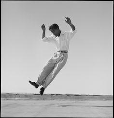 Leftside jump - go Sammy go!! Phil Stern