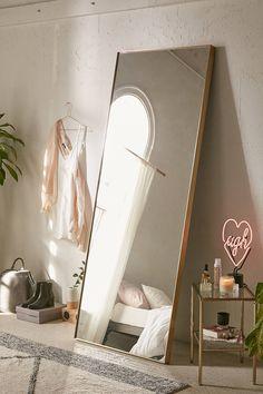 Bellevue Floor Mirror | Urban Outfitters