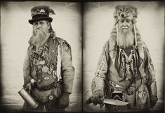 Buffalo Bill and Jeremiah Johnson