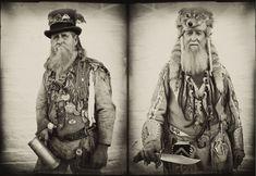 Buffalo Bill and Jeremiah Johnson