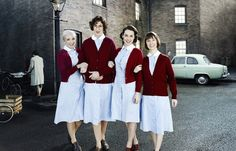"The show offers not only the varying perspectives of four very distinct characters, but also from two points in time. | 7 Reasons ""Call The Midwife"" Is One Of The Best Shows On Television"