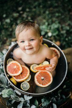 Baby Milk Bath, Baby Tub, Boy Bath, Milk Bath Photography, Photography Mini Sessions, Children Photography, Monthly Baby Photos, Baby Boy Photos, Newborn Pictures