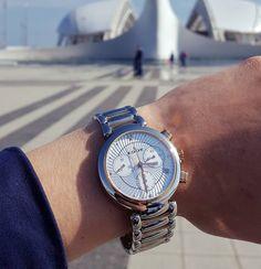 Edox LaPassion Chronograph #edox #edoxswisswatches #lapassion #chronograph #ladieswatch #watches #swisswatches #instawatch #fashion #elegant#wristwatch #dailywatch #watchesofinstagram #watchfam