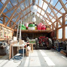 Atelier Vens Vanbelle, Tim Van de Velde · Schuurbain · Divisare