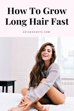 12 Priceless Tips To Make Your Hair Grow Faster