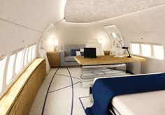 Lounging at 30,000ft: Bespoke Jet Interiors - Page 2   Luxury Insider - The Online Luxury Magazine