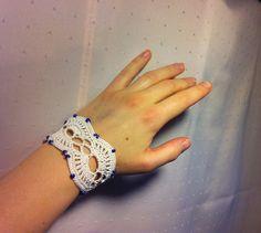 Gehäkeltes Armband Nr. 9