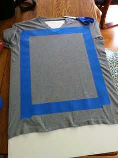 The first step to printing on shirts is to register your screen. Registering your screen makes it much easier to line up the frame for doing multiple colors. Screen Printing Frame, Screen Printing Shirts, Printed Shirts, Fabric Painting, Fabric Art, Jaguar, How To Dye Fabric, Dyeing Fabric, Print Logo