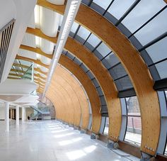 glue laminated structure with steel | Posted on November 24, 2011 by constructionaltimber