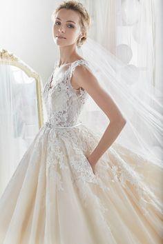 Nicole Spose 2018 Bridal Collection | ElegantWedding.ca