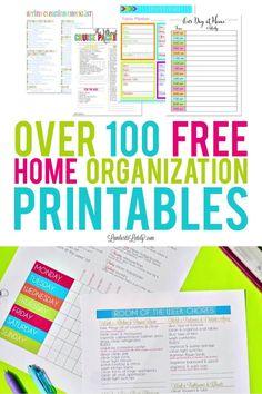 Printable Calendar Template, Printable Planner, Free Planner Pages, To Do Planner, Happy Planner, Binder Planner, Weekly Meal Planner, Life Organization, Coupon Binder Organization