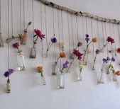 Just love this! Hanging from a marquee wall, beams, trees!