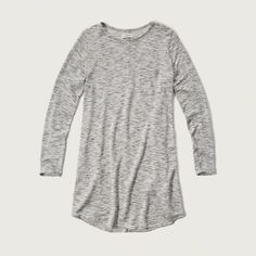 Womens Cozy Pocket Dress