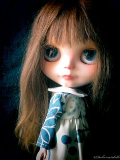 One Customized OOAK Blythe Doll  Sachi by Dakawaiidolls on Etsy, $400.00