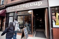 This is the Thinking Cup in Boston, Mass., which I have also visited, but would love to go back to. #MCO435