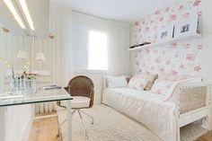 Home - Casa Casada Girl Room, Girls Bedroom, Bedroom Decor, Studio Room, New Room, Beautiful Bedrooms, House Rooms, Decoration, Interior Design