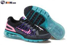 new concept bfb48 c733a New Air Max 2020 Semi-palm Cushion Womans Sneakers Black Green Pink  1801-AIRMAX20W-3   -  89.00