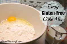Easy Homemade Gluten