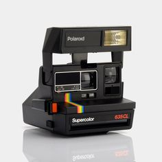 Vintage Polaroid Camera, Vintage Cameras, Polaroid Film, Polaroid Cameras, Polaroids, Canon Cameras, Canon Lens, Polaroid Original, 600 Film
