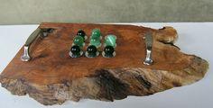 Reclaimed wood. Tic tac toe?!