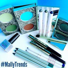 Mally Beauty loves bold colors!!!! :) #MallyTrends