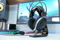 """The Audio-Technica ATH-ADG1X is my new favourite #gaming headset."" - TrustedReviews.com. Read the full review by clicking the image. #Streaming"