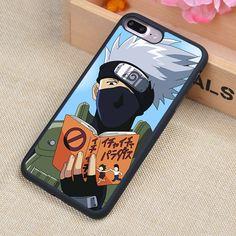 Anime Uzumaki Naruto Print Mobile Phone Case Shell For iPhone 6 Plus 7 7 Plus 5 SE 4 Rubber Soft Cell Housing Cover Iphone 7 Plus, Iphone 8, Iphone Phone Cases, Phone Covers, Apple Iphone, Cute Cases, Cool Phone Cases, Otaku, T Mobile Phones