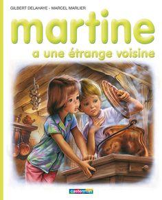 Martine a une étrange voisine http://manufacturedelenfance.tumblr.com/post/69067369583/aujourdhui-replongez-dans-le-classique-des