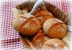 Simi´s Sattmacher: Kartoffelbrötchen