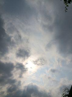 2015년 6월 14일의 하늘